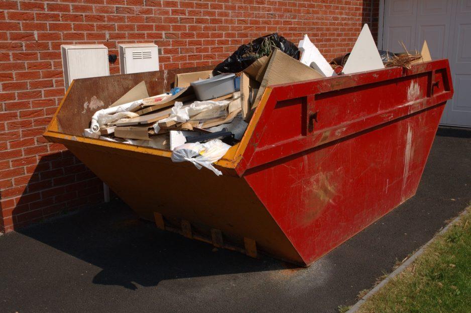 Вывоз мусора после Переезда в Москве.